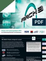MACH 3 Preise Und Leistungsdaten 2013