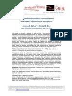 07 Safran Elvy Tratamiento Psicoanalitico Relacional Breve CeIR V4N2