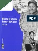 Historia de América Latina y el Caribe  (1825-2001) Del Pozo