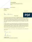 Andrew Tyrie Letter to Andrew Bailey - Chinese Banks