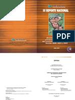III Reporte Nacional de Prevencion y Rehabilitacion 2000-2002