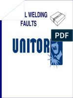 Typical Welding Faults - LIEF Sent