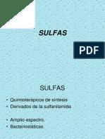 Sulfas y Quinolonas
