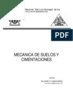 Mecanica de Suelos y Cimentaciones - Ing. Huanca Borda