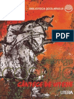 Cosbuc George - Cantece de Vitejie (Cartea)