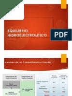 Unidad 3 Equilibrio Hidroelectrolitico