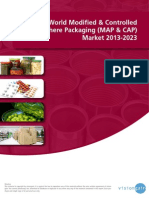 World Modified & Controlled Atmosphere Packaging (MAP & CAP) Market 2013-2023. PDF