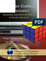 Computer Enabled Mathematics