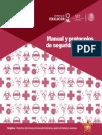 Manual y protocolos de seguridad escolar