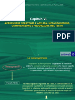 PSICOLOGIA DELL'APPRENDIMENTOOutline Cap06