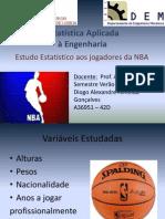 Apresentação - NBA