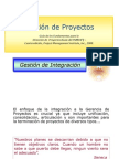 Integracion Del Proyecto