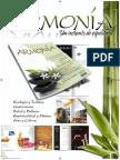 Broshure Revista Armonia