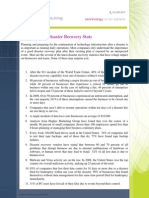 11 Surprising Disaster Recovery Stats by Power Consulting