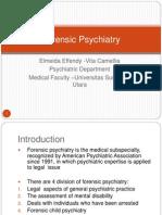 BMS - K48 Forensic Psychiatry