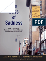 The Loss of Sadness (2007) Horwitz