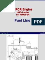 01 Fuel Line HPCR