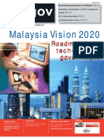 Malaysia Vision 2020