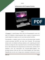 Familiarization of Computer] Fcpit Prac No. 1 PDF
