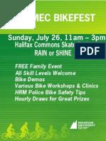 Bikefest Poster