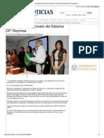 15-10-2013 'Toma protesta patronato del Sistema DIF Reynosa'