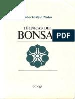 Tecnicas Del Bonsai - John Yoshio Naka