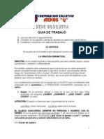 Guía 1 La Sintaxis