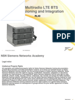 06 RA41126EN05GLA0 LTE Flexi Multiradio BTS Commissioning and Integration