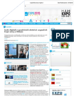 Expo Expo2015contact.virgilio.it 16 Ottobre 2013