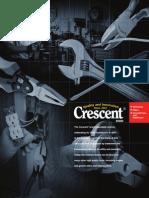 Catalogo Crescent Tools 2008