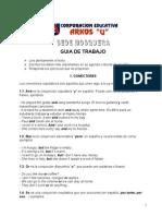 Guía 2 Ingles Conectores