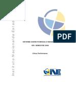 2009-06-InE. Informe Sobre Pobreza e Indigencia