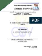 Monografia de Seminario