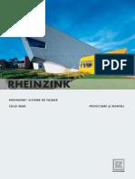 RHEINZINK Catalog Solzi Mari Digital