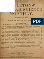 Appletons' Popular Science Monthly, By Various