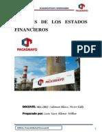 m. Diagnostico de Cementos Pacasmayto s s.a.a.