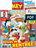 Le Journal de Mickey 3194 - 4 Au 10 Septembre 2013