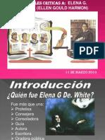 Críticas a Elena G. White