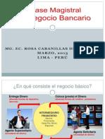 Clase Magistral - Neg Bancario