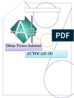 Trabajo de Autocad 2d