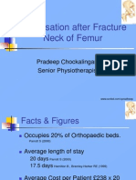 Fracture neck of Femur - Audit