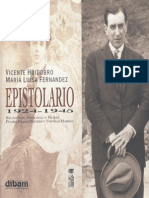 Epistolario - Vicente Huidobro