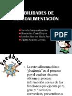 HABILIDADES DE RETROALIMENTACIÓN