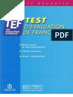 TEF Objectif Reussite