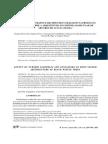 efeitos do substrato e recipientes na produção de mudas e arquitetura radicular acacia