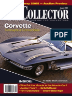 Car Collector August 2009