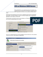 DFS en Windows 2008 Server