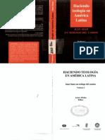 Haciendo Teología en América Latina (J. Stam)