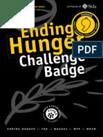 Ending Hunger Challenge Badge FAO2013