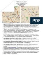 Training Directions Parking - Creekside (1)